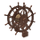 Thumbnail: 1/96 Ship's Wheel and Pedestal for Frigates, Sloops, etc.