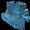 Thumbnail: 1/700 USS Saratoga CV-3 Island, 1943