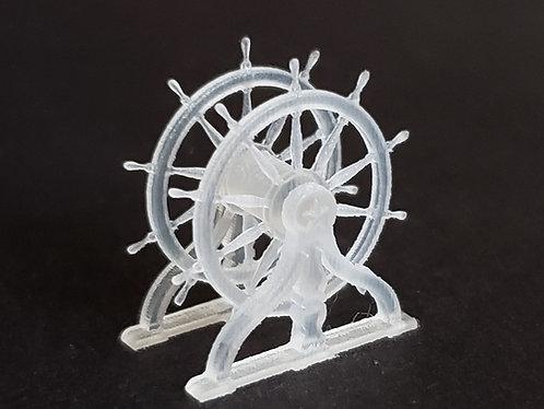 1/96 USS Constitution Ship's Wheel (Helm)