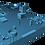 Thumbnail: 1/200 USS Pennsylvania BB-38 01 Level, 1945