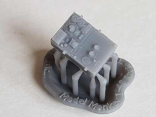 1/48 Radio TR.9D for Spitfire, Hurricane, Mosquito, Beaufighter, etc.