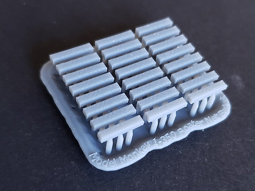 1/350 Floater Net Basket Inserts (set of 24)