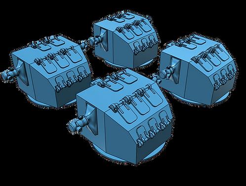 1/535 Mk.37 Directors for Mk.12/22 Radars