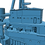 Thumbnail: 1/700 USS Pennsylvania BB-38 Forward Superstructure, 1945