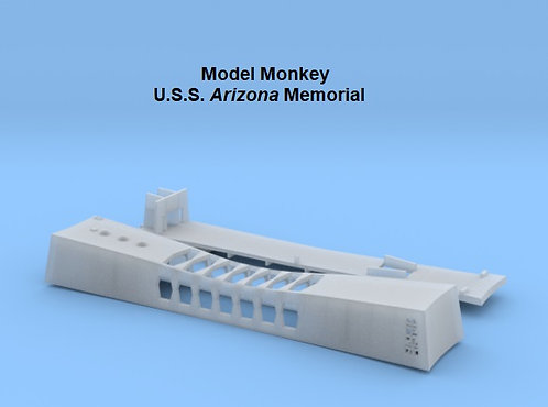 1/200 USS Arizona Memorial