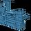 Thumbnail: 1/200 USS Yorktown CV-5 Island, 1942 (for Trumpeter)