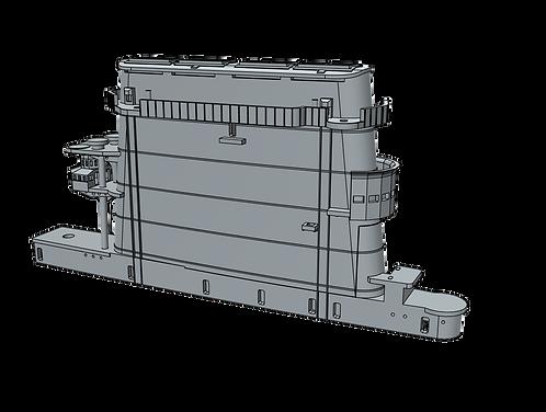 1/700 USS Lexington CV-2 Funnel, 1936-1940