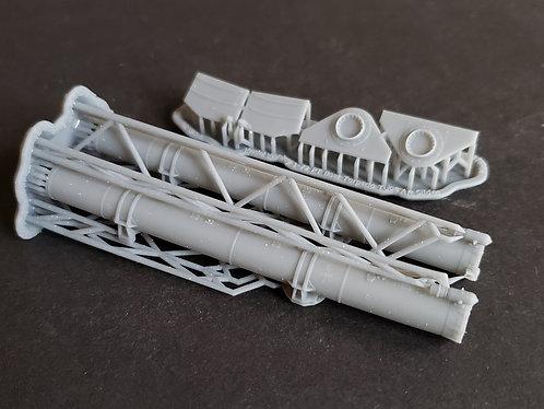 1/72 PT Boat Aft Torpedo Tubes