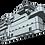 Thumbnail: 1/600 USS Independence CVA-62 Island, 1965-1971