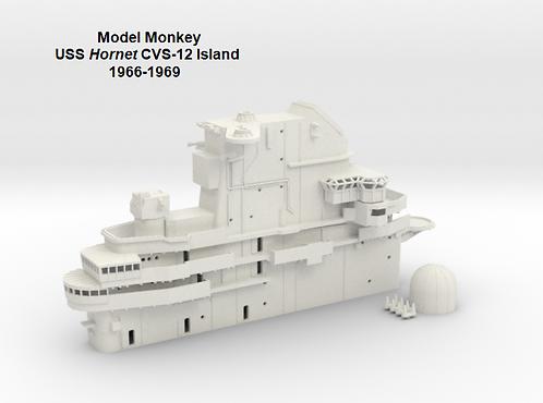 1/144 USS Hornet CVS-12 Island, 1967-1969, Apollo 11 Recovery