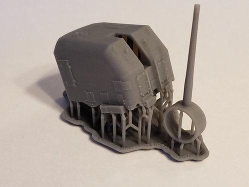 "1/96 Destroyer Escort 5""/38 cal. Mount"