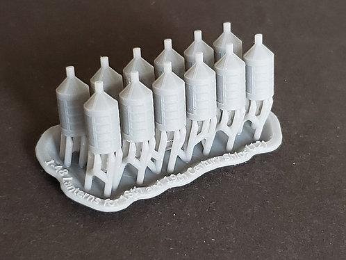 1/48 Lanterns for 18th and 19th Century Ships