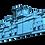 Thumbnail: 1/525 USS Wasp CV-18 Island, November 1943 - December 1944