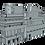 Thumbnail: 1/350 USS Independence CVA-62 Island, 1965-1971
