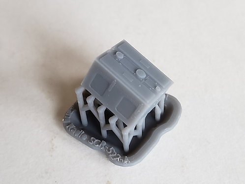 1/32 Radio SCR-522-A (TR.5043) for P-51 Mustang, P-38 Lightning, etc.