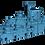 Thumbnail: 1/525 USS Lexington CV-16 Island, February - December 1943
