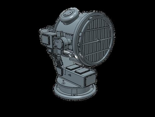 1/100 Kriegsmarine 160 cm Searchlight