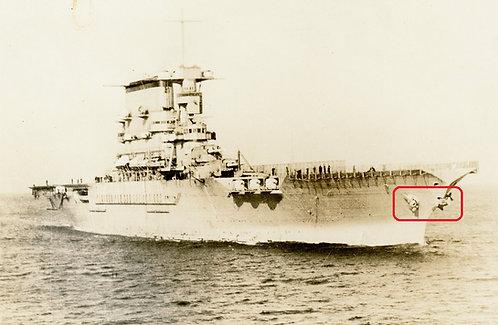 1/72 Anchors for USS Lexington CV-2 and USS Saratoga CV-3
