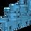 Thumbnail: 1/525 USS Yorktown CV-10 Island, December 1942 - April 1944
