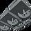 Thumbnail: 1/600 Baltimore class and Oregon City class Turrets (Vietnam-era)