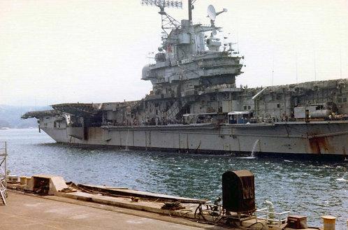 1/500 USS Oriskany CVA-34 Island, 1968-1973
