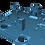 Thumbnail: 1/96 USS Pennsylvania BB-38 01 Level, 1945