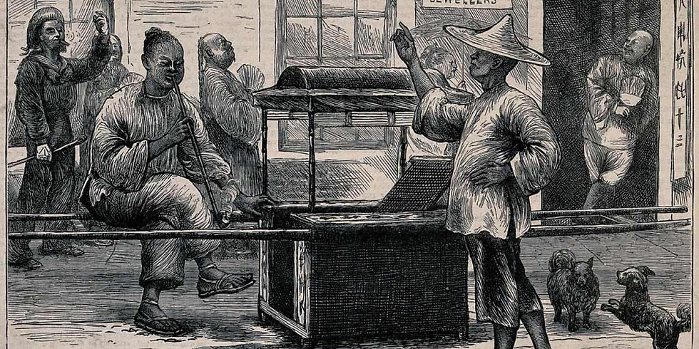 Sound Minds at the Port? The Management of Lunatics in Colonial Hong Kong