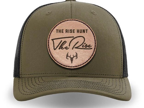 The Rise | Limited Edition Custom Leather Lid