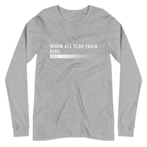 When All Else Fails | Heather Long Sleeve