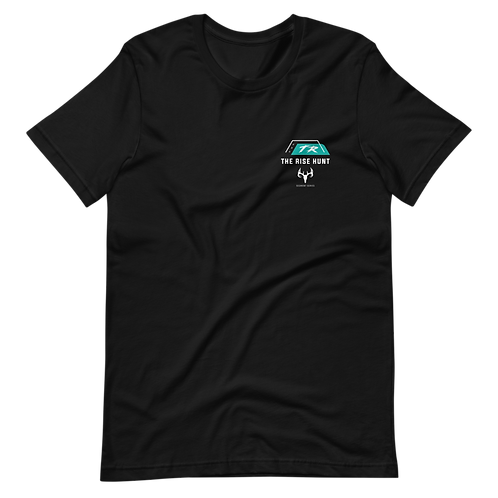 Segment Series 21 Tee | Black & Teal