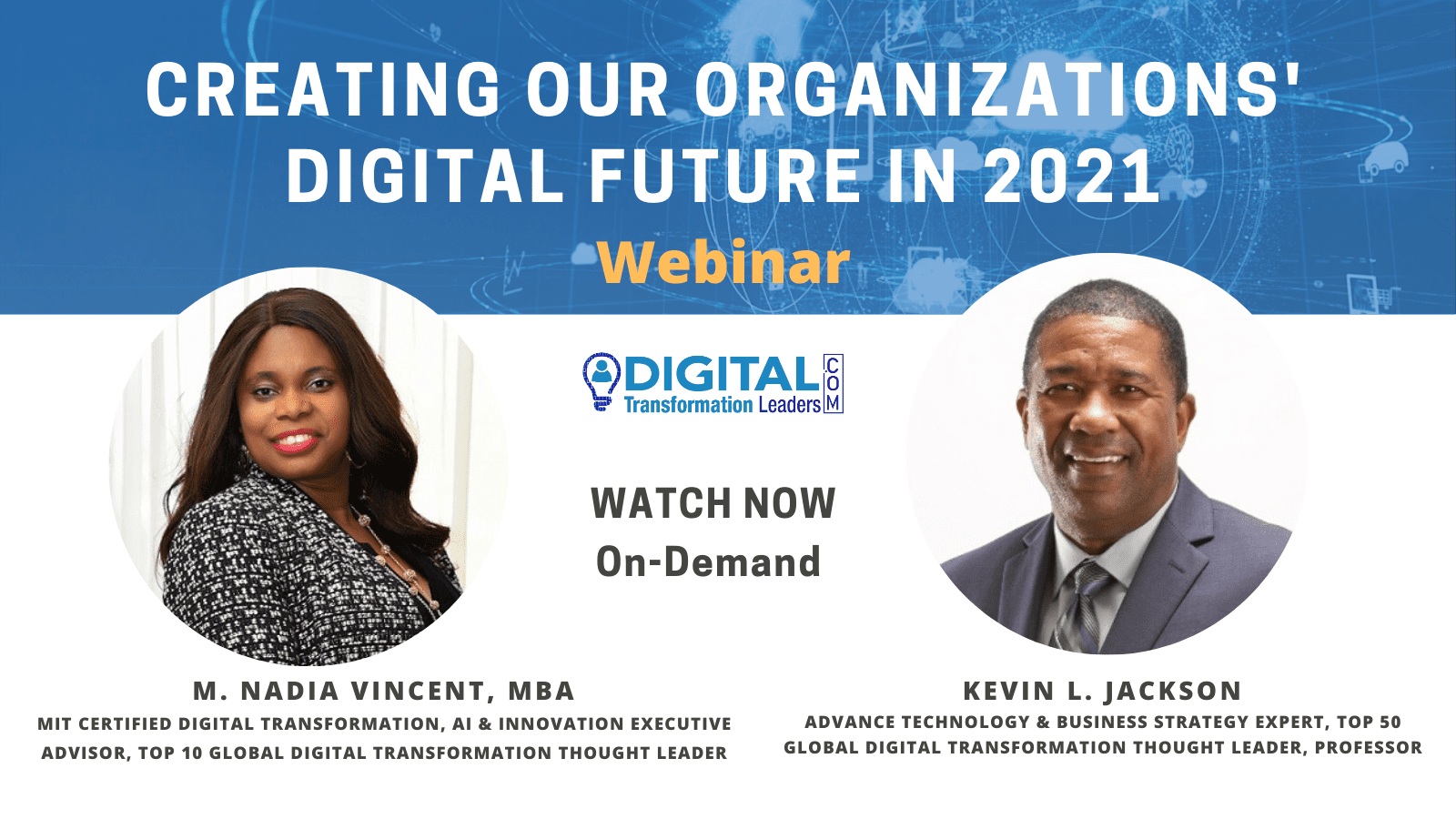 creating our organizations digital futur