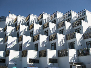Moderne huse