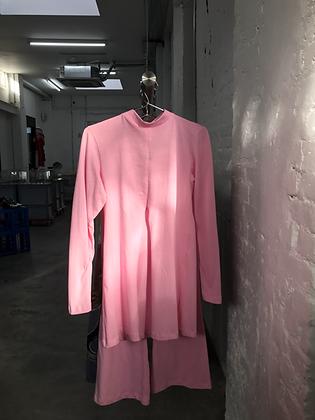 Louren Pink Loungewear Set