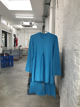 Louren Turquoise Loungewear Set