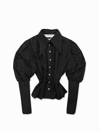 Victoria Upcycled Cotton Shirt
