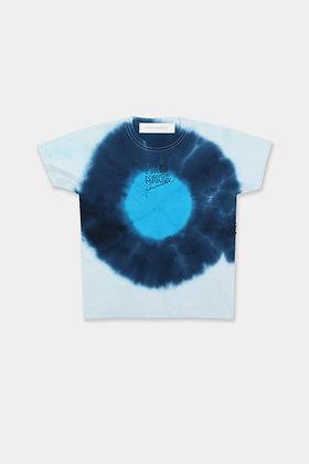 BLUE TIE DYE- XXS
