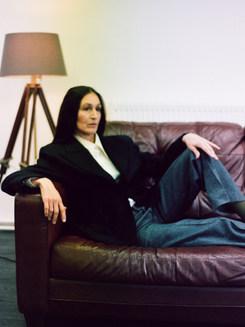 Wearing: Marlene Jacket