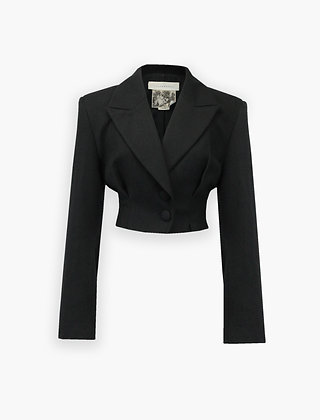 Cropped Marlene Jacket