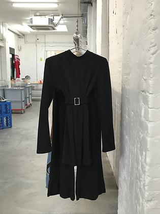 Margot Black Loungewear Set