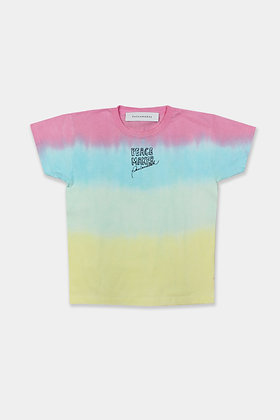 FEATHER TIE DYE- XXS