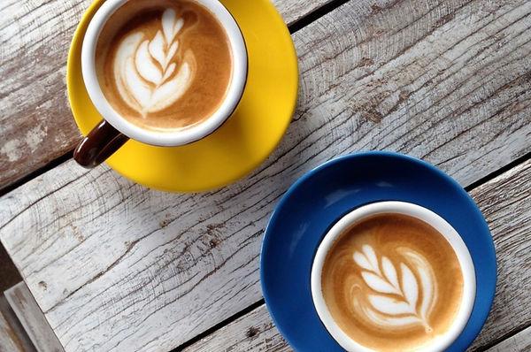 Coffee Anyone - Contact Us at Simply Wri