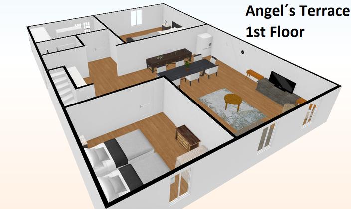 Angel´s Terrace - 1st Floor