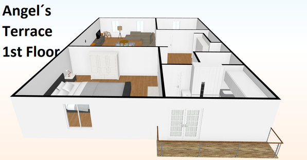 Angel´s Terrace 1st Floor - plano 3