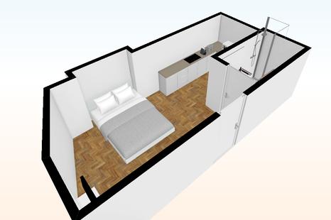 Studio - plano 3