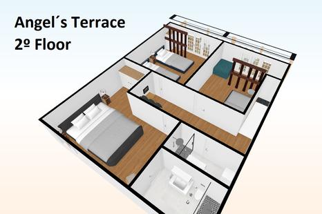 Angel´s Terrace 2º Floor - plano 4