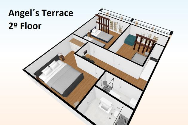 Angel´s Terrace - 2ºFloor