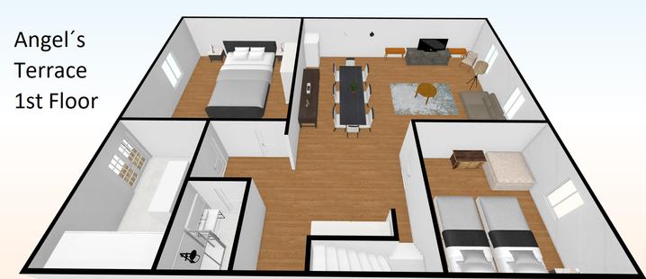 Angel´s Terrace 1st Floor - plano 1
