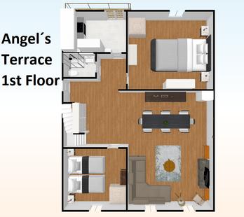 Angel´s Terrace 1st Floor - plano 4