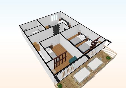 Angel´s Terrace 2º Floor - plano 5