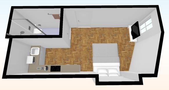 Studio - plano 1